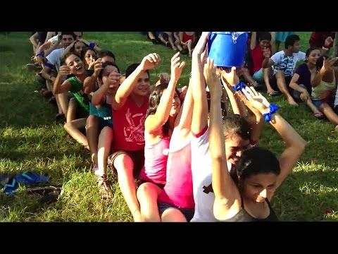 Dinamicas & Juegos para jovenes.- El Balde regadera - YouTube