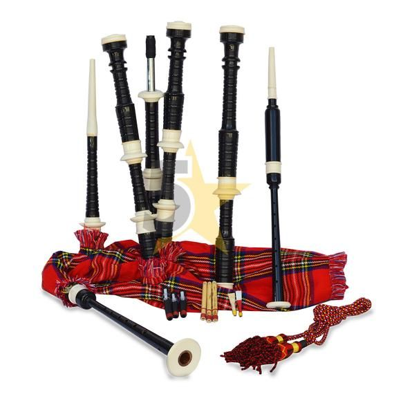 """Scottish Bagpipes AIR BAG Synthetic 30/"""" x 12/"""""""