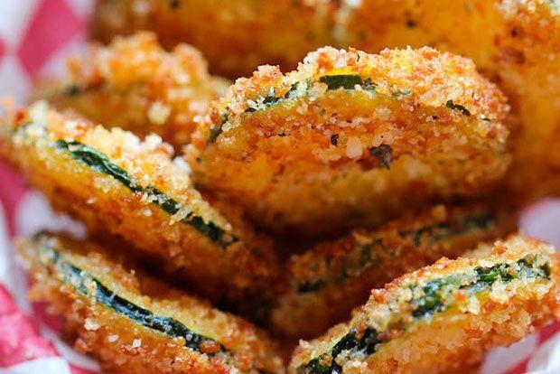 Κολοκυθάκια τηγανιτά, αλλιώς: τα εθιστικά