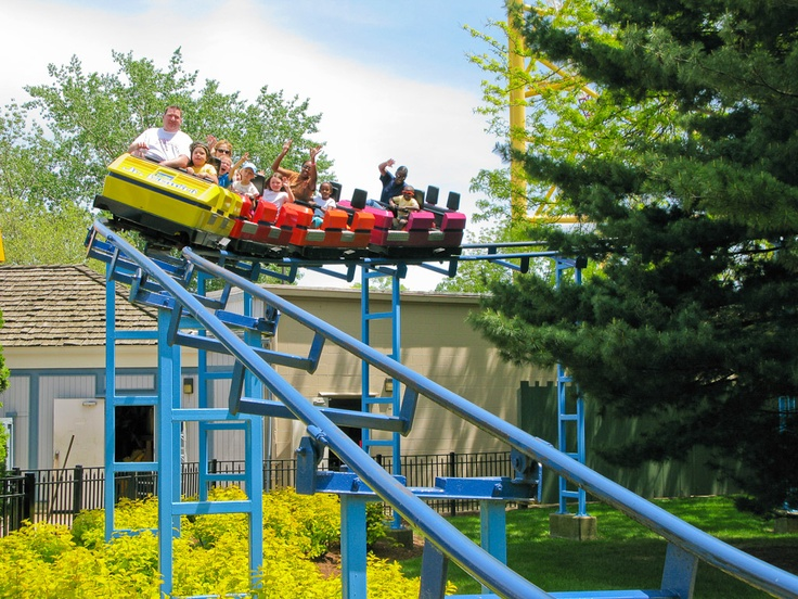 Jr gemini roller coaster - photo#14