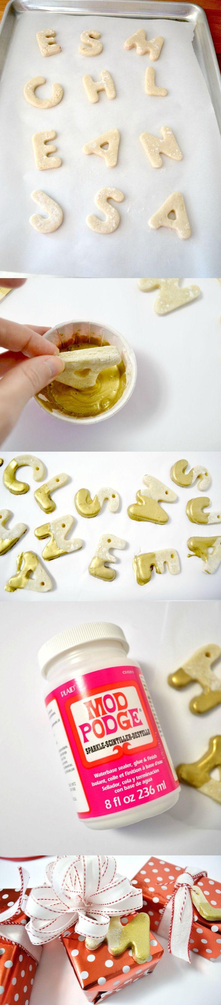 Salt Dough Recipe Crafts Durable