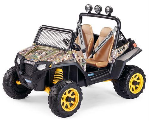 Denne elbil til børn køber du til en god pris og en hurtigt og gratis levering hos Mega Toys.