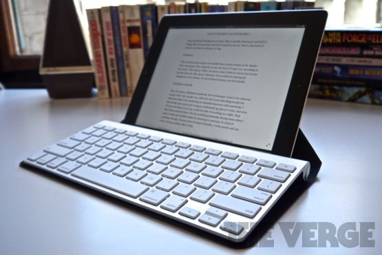 The best iPad keyboard  http://vrge.co/N91HCj