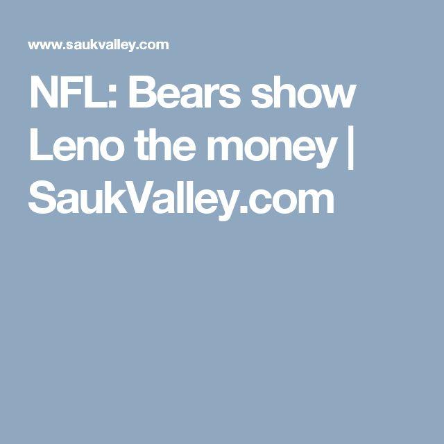 NFL: Bears show Leno the money | SaukValley.com  http://www.meganmedicalpt.com/fmcsa-walk-in-cdl-national-registry-certified-medical-exam-center-in-philadelphia.html