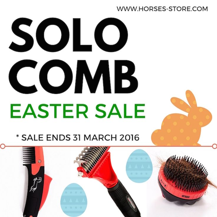 Need to prepare your horse for a competition but hate pulling manes? This weekend HorsesStore has SoloGroom On Special https://horsesstore.samcart.com/products/solo-comb-bundle #horse #horseriding #horselover #equestrian
