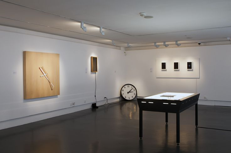 "View of the exhibition ""Telling TIme"" Mudac, Lausanne 27.05. – 27.09.2015  Photographs © Olga Cafiero #Mudac #TellingTime"