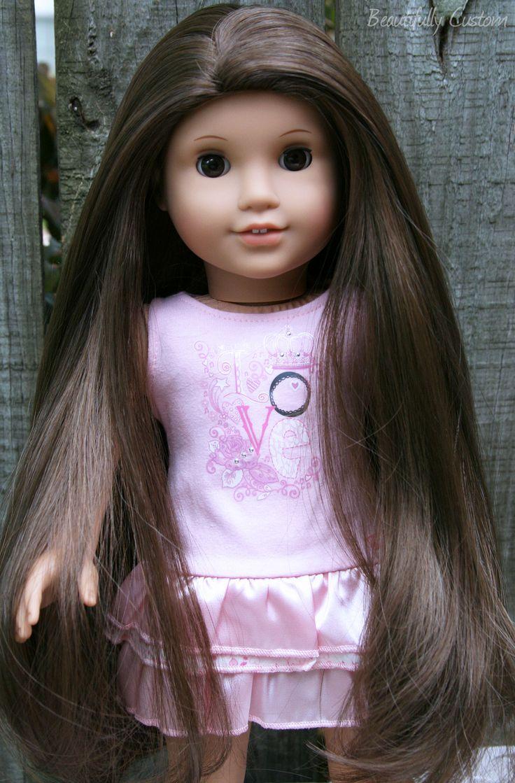23 besten AG Custom Dolls Bilder auf Pinterest | Braune augen ...