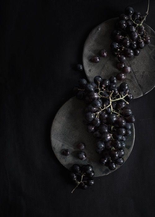 Black Grapes || Aiala Hernando www.fallow.com.au