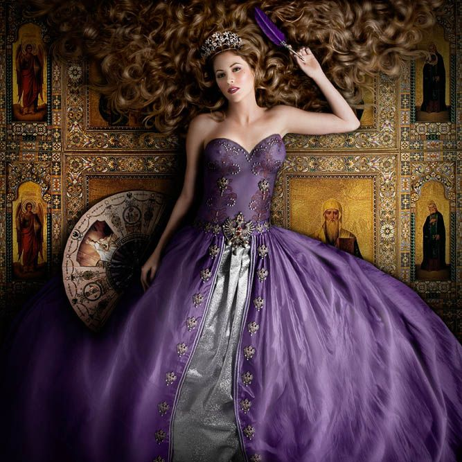Catherine the Great - The Enlightened Empress.   Part of The Regal Twelve series by Alexia Sinclair.