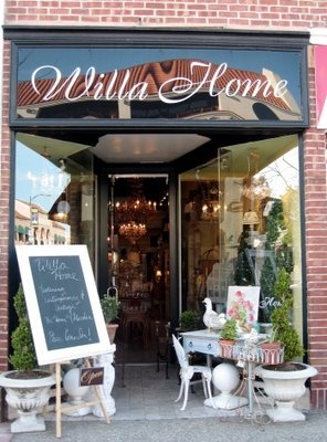 Willa Home Shop in Burlingame, California (near San Fran)