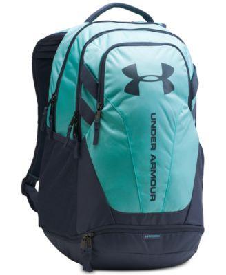Under Armour Hustle Storm Backpack - $55