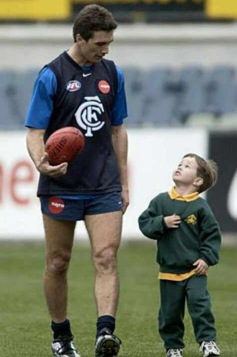 Jack Silvagni circa 2000 - gorgeous pick