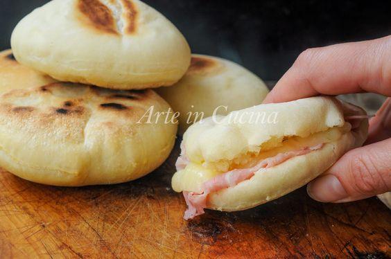 Muffin inglesi salati farciti ricetta facile vickyart arte in cucina