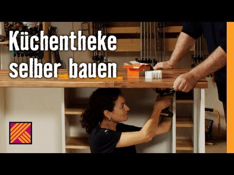 Arbeitsplatte Zuschneiden Hornbach Meisterschmiede Youtube Kuchentheke Selber Bauen Kuche Selber Bauen Kuchentheke