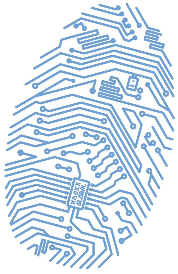 fingerprint logo - بحث Google