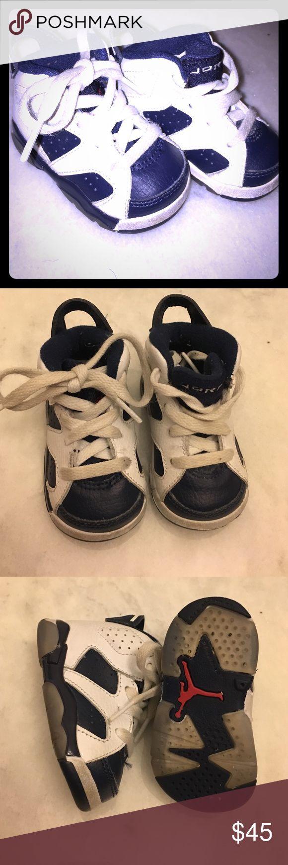 Air Jordan retro 6 sneakers Jordan air retro sneakers. Great condition. Make your your best offer. Jordan Shoes Sneakers