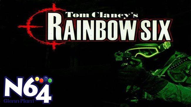TOM CLANCY'S RAINBOW SIX N64 ROM DOWNLOAD (EUR) - https://www.ziperto.com/tom-clancys-rainbow-six-n64-rom/