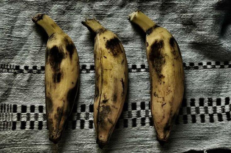 African sweet bananas