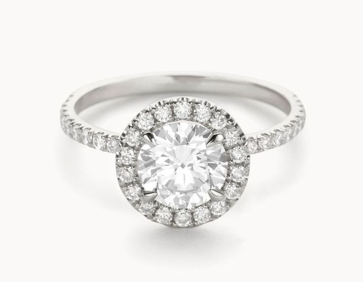 27 best silver engagement rings images on Pinterest