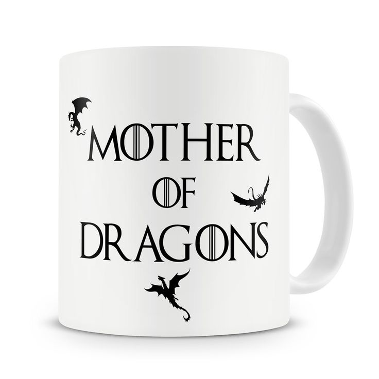 Mother of Dragons Ceramic Coffee Mug //Price: $25.28 & FREE Shipping //     #FDAMusic #George #TakeTheThrone