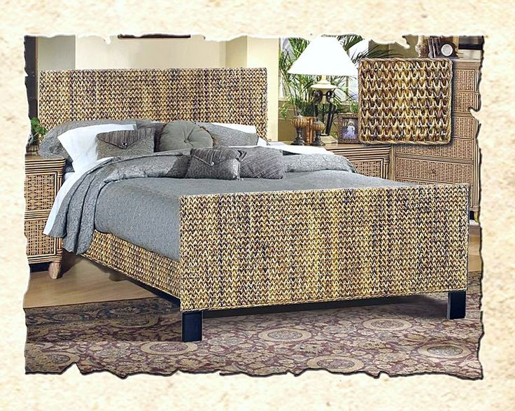 Seagrass Bedroom Furniture Can Be Great Option For You Who Want To Obtain  Something Different In Decorating The Bedroom. Seagrass Furniture Will  Offer Amaz