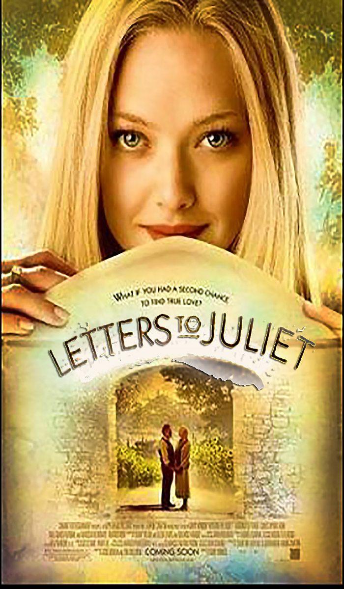 Letters To Juliet Poster Cartas A Julieta Cartas A Julieta Pelicula Peliculas Completas