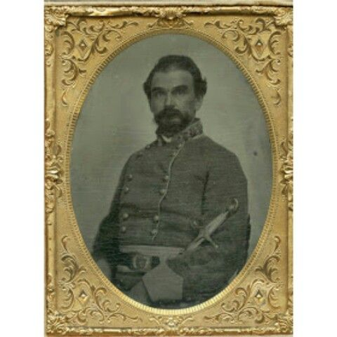 Killed In Mexico Unrepentant Rebel Confederate Officer Mosby Monroe Parson received his commission to Brigadier General November 5th 1862.