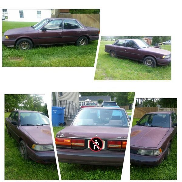 1991 Toyota Camry (price reduced)