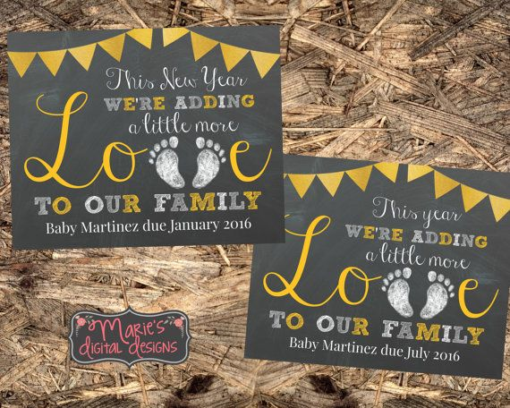 attractive 17 best new year pregnancy announcements photo props images on pm08