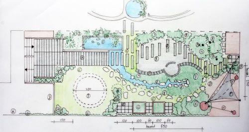 Tuinatelier Herman & Vermeulen voor creatieve tuinontwerpen