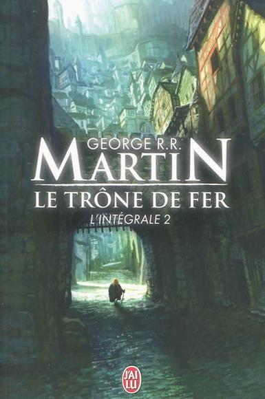 Georges RR Martin, Trône de fer v15