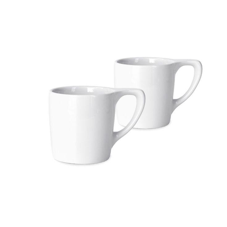 LINO Coffee Mug, Set of 2 - LINO Coffee Cups - Coffeeware