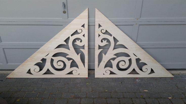 FINN – Flott og original mønepynt for Aurdal fra Blinkhus