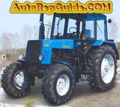 Download free - Belarus 1025-technical documentation of tractor: Image:… by autorepguide.com