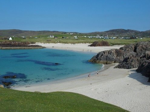 Clachtoll Beach - The Drumbeg Road in Photos - Embrace Scotland UK