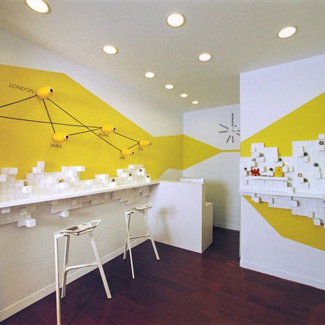 Best 25 graphic wall ideas on pinterest office wall - Graphic design for interior designers ...