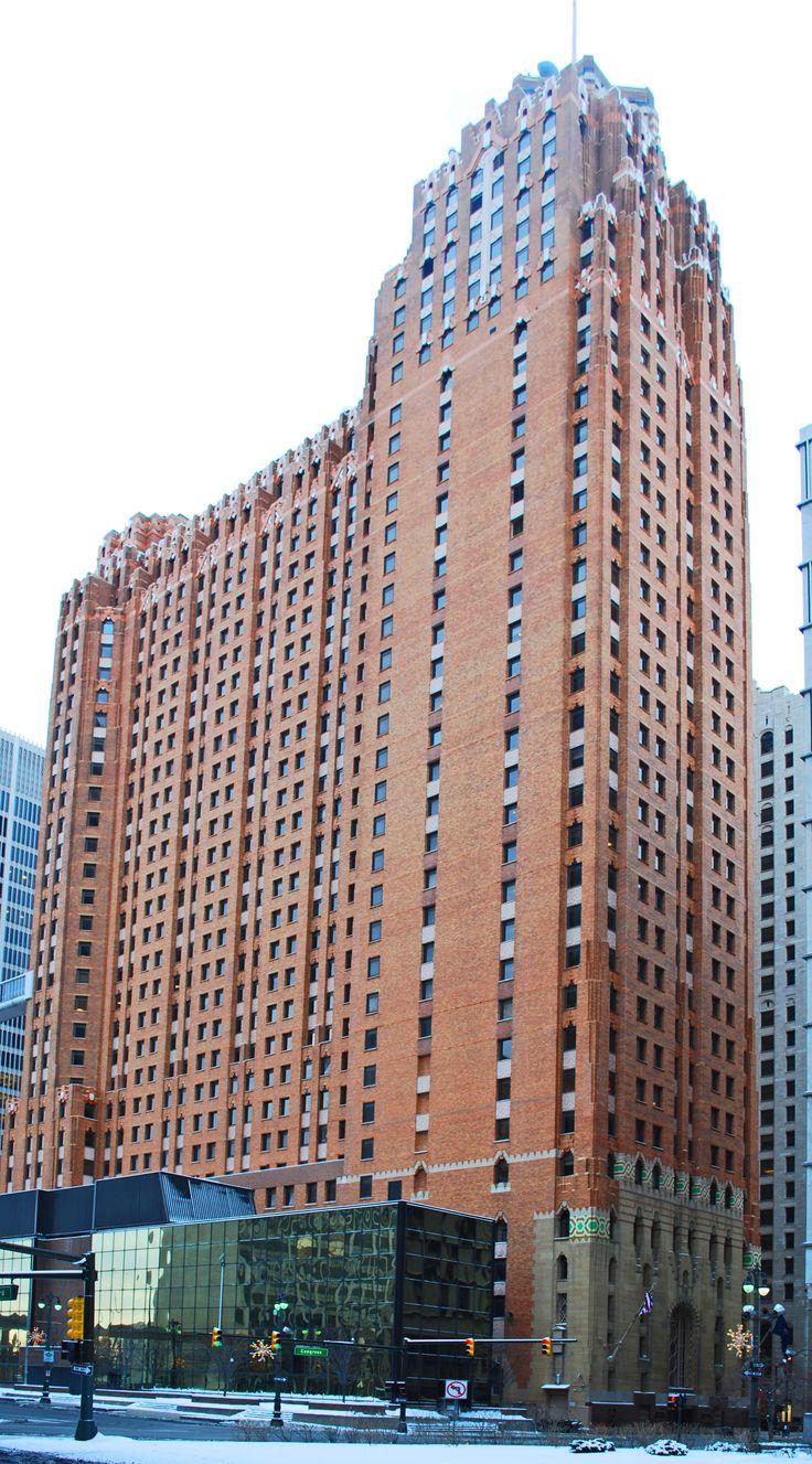 10 images about guardian building detroit on pinterest for Detroit architectes