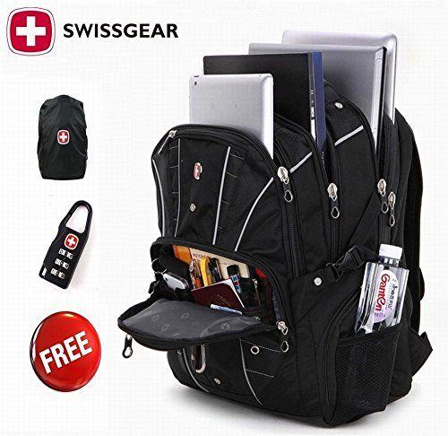 Swiss Gear Multifunctional Men Luggage