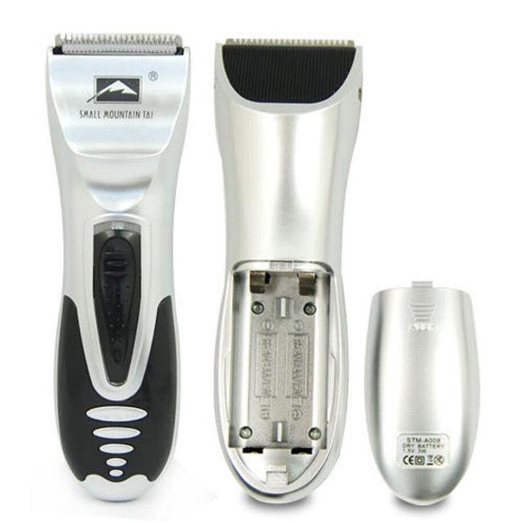 Men Electric Hair Cutting Scissors Machine Hair Clipper Beard Clipper Shaver Wireless Groomer Trimmer Razor