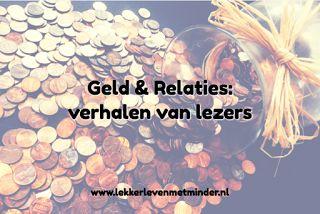 Geld en Relaties: het verhaal van Freek