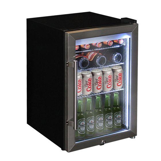 (HUSKY) Undcounter Glass Door Cooler HY70