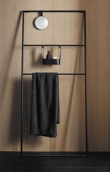Coco | Towel rail rack by burgbad | Towel rails
