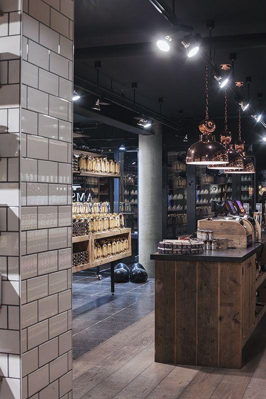 ©studiomfd, store, design, creative store, cheese, amsterdam, old amsterdam, counter, AMSTERDAM CHEESE STORE (www.studiomfd.com)