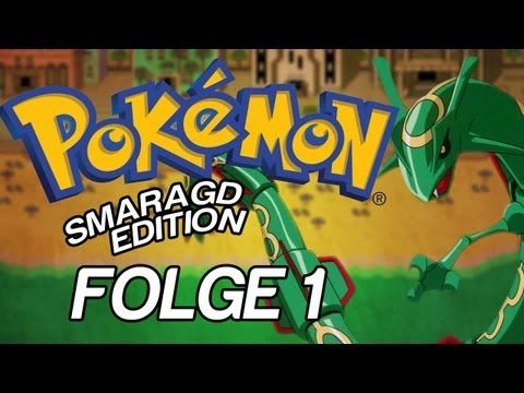 ▶ Pokemon Smaragd Edition - Folge 1 - YouTube