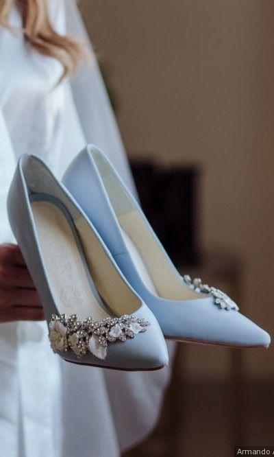 17 tipos de zapatos para novia: ¿cuántos modelos conoces?