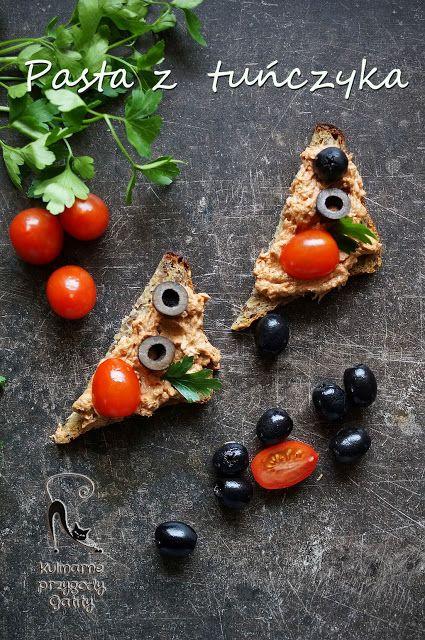 Kulinarne przygody Gatity: Pasta z tuńczykiem i oliwkami
