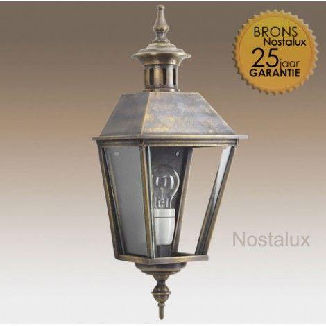 #buitenverlichting #bronzen #klassiek #oudhollands #nostalgisch