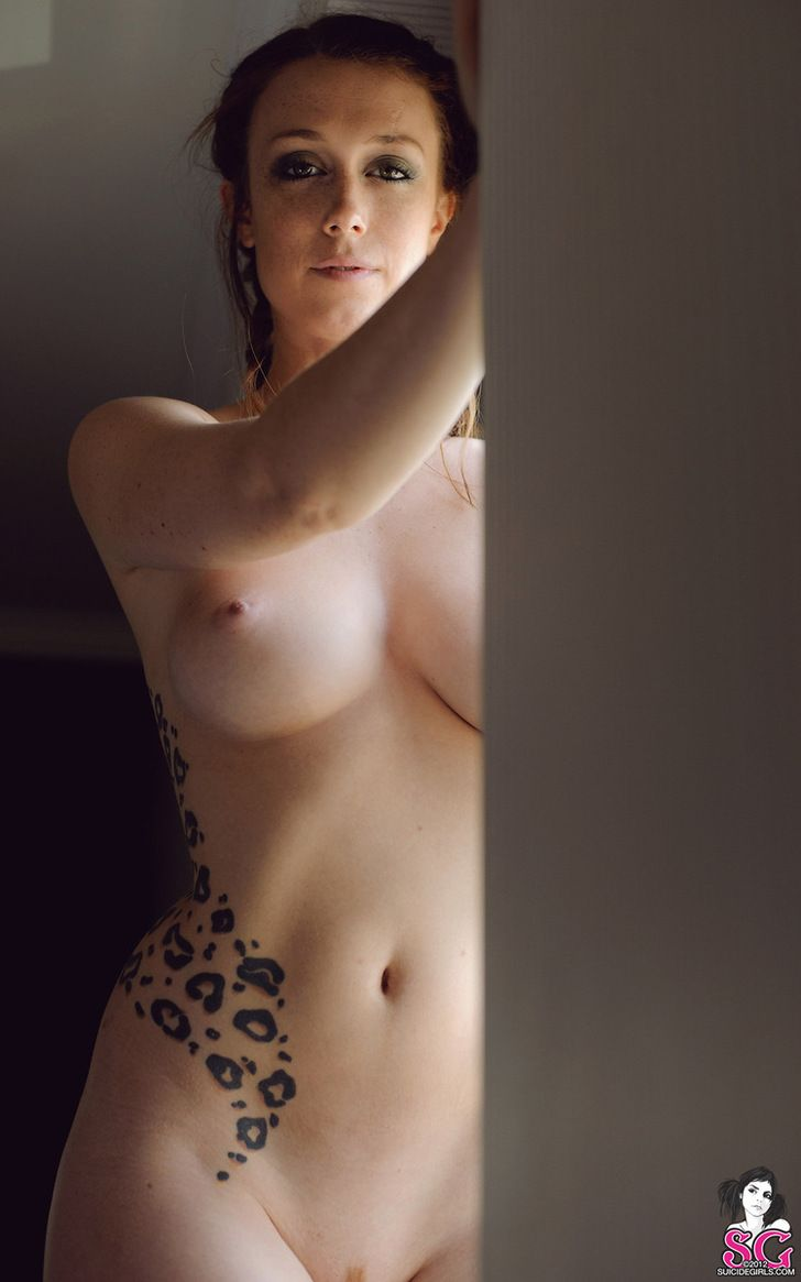 suicide girls nude chad