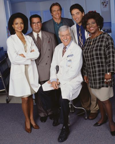 scott baio diagnosis murder | Diagnosis Murder [Cast] Photo