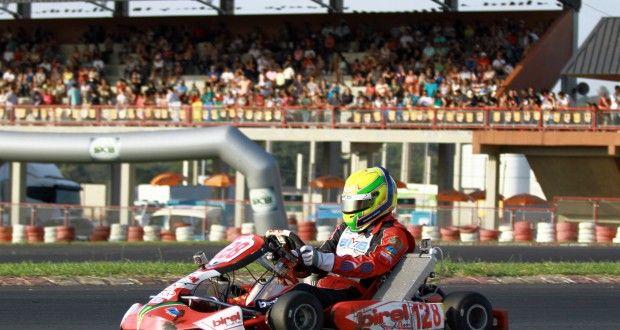 Kart: FASP incentiva campeões de quatro categorias no Campeonato Brasileiro   VeloxTV